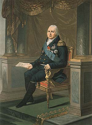 4 juin 1814 : Louis XVIII promulgue la Charte Constitutionnelle